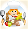 Cooking Category Logo